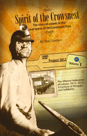 spirit of the crowsnest - cover