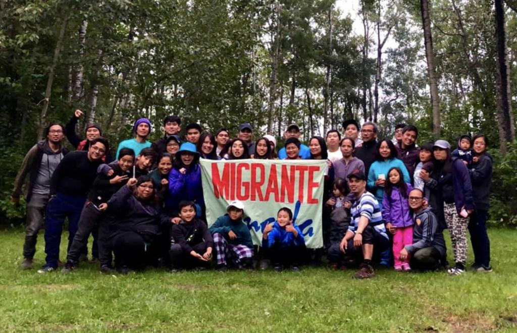 Migrante Alberta