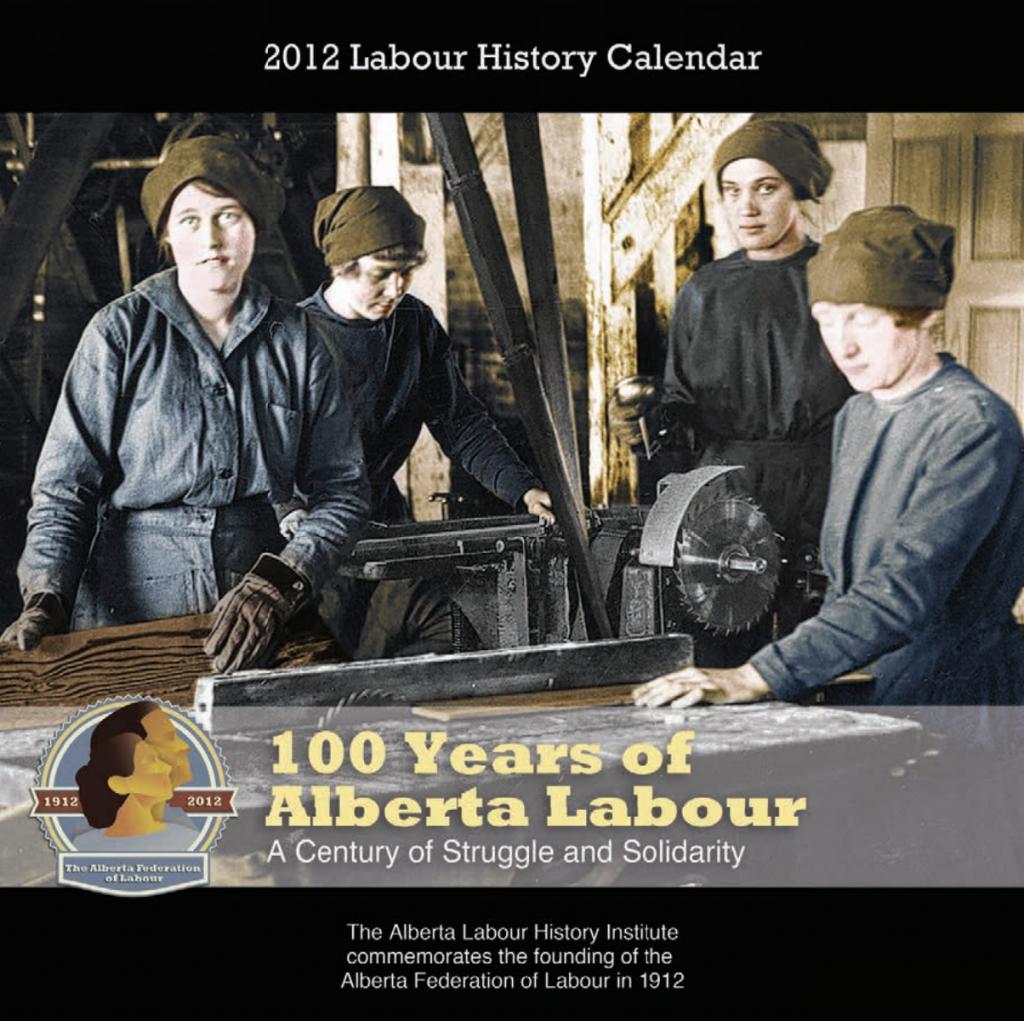 2012 ALHI Calendar